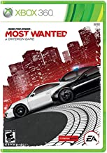 Jogo Need For Speed Most Wanted Xbox 360