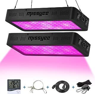taotronics led grow lights bulb