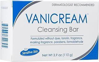 Pharmaceutical Specialties Vanicream Cleansing Bar 3.9 oz (Pack of 5)