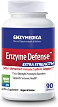 Enzymedica, Enzyme Defense Extra Strength, Advanced Dietary Supplement to Support Immune Health, Vegan, Kosher, Non-GMO, 9...