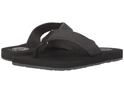 Volcom Daycation (Black Destructo) Men