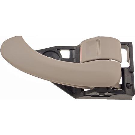 Dorman 95137 Front Passenger Side Interior Door Handle for Select BMW Models Chrome