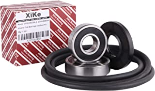 XiKe DC62-00223A & DC69-00804A Washer Tub Bearing & Seal Kit Rotate Quiet and Durable, Replacement for Samsung and Kenmore DC97-328L, DC97-15931A, DC97-15328A, DC97-15328F, DC97-328G.