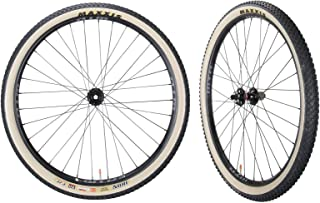 CyclingDeal WTB KOM i25 Mountain Bike Novatec Boost Hubs Maxxis Ikon TR Skinwall Tires Wheelset 11s 29
