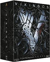 Vikingos Temporada 1-4 Blu-Ray [Blu-ray]