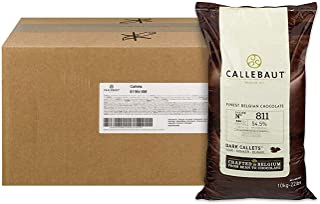 Dark Couverture 54.5% - Callets - 22 Lbs