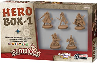 Zombicide: Black Plague Hero Box 1 Board Game