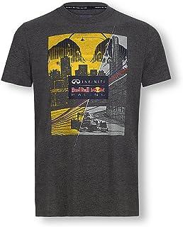 Preisvergleich für Red Bull Fan Collection Herren Shirt 40 (M) dunkelgrau preisvergleich