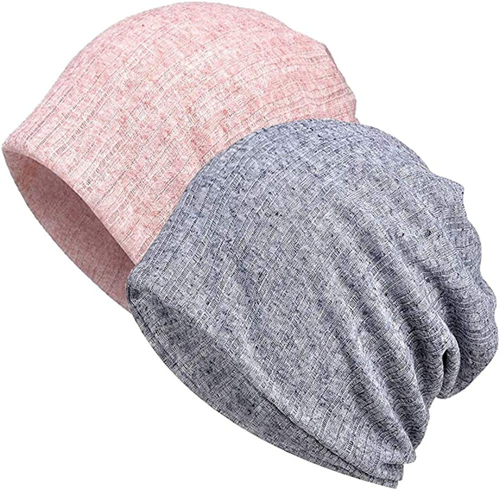 Dealing full We OFFer at cheap prices price reduction Womens Baggy Slouchy Beanie Chemo Hat C Head Scarf Wrap Infinity