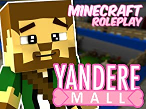 Clip: Yandere Mall (Minecraft Roleplay)