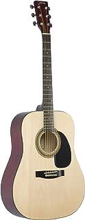 Johnson JG-610-N 610 Player Series Acoustic Guitar, Natural
