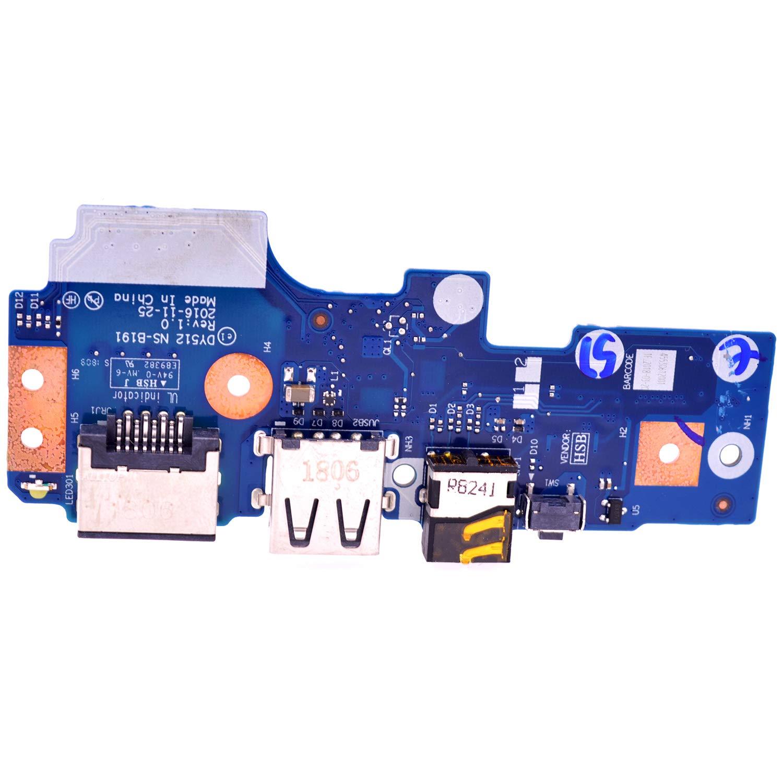 USB Audio LAN IO Lenovo Legion R720 Y520 R720-15IKBN Y520-15