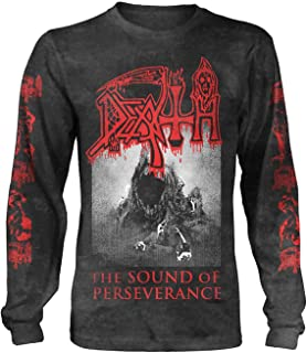T Shirt The Sound of Perseverance Band Logo Official Mens Long Sleeve
