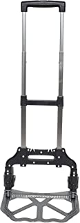 Traak HT2102C Traak THT204 Folding Trolley Steel, Hand Truck, Welded Aluminum, 80kg Capacity