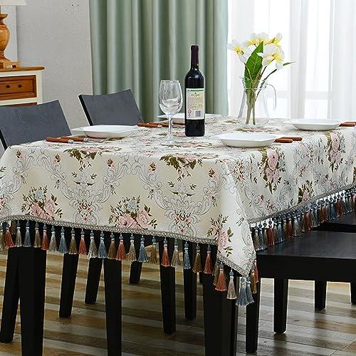 Küchenwäsche Tischdecke Rechteck European Cloth Table Couchtisch ( Größe   90140cm )