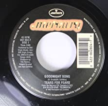 Tears For Fears 45 RPM Goodnight Song / New Star