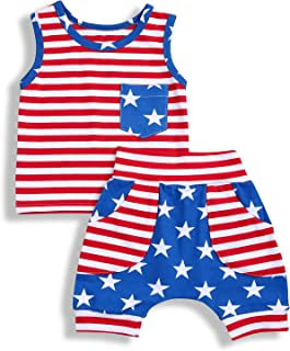 Best american flag baby outfit Reviews