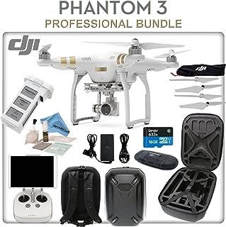 DJI Phantom 3 Professional Bundle