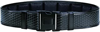 Bianchi 7955 BSK Black Ergotek Duty Belt