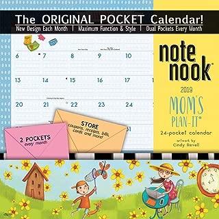 original pocket calendar 2019