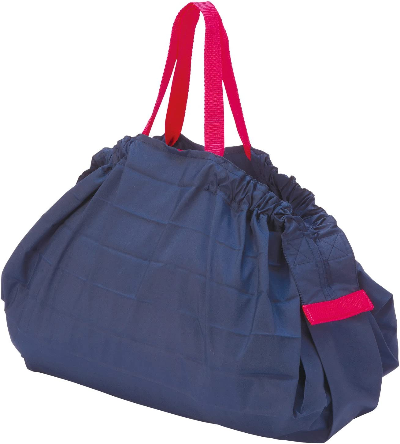 MARNA Reusable Award-winning store Shopping Max 70% OFF Grocery Compact Tote Nav Bag L Foldable