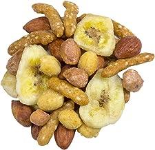 Sweet Caroline - 1lb bag | Snack Mix | Honey Roasted Sesame Sticks, Butter Toasted Peanuts, Honey Roasted Peanuts, Banana Chips, Honey Roasted Almonds