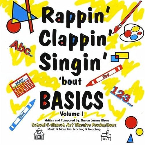 Sight Words Rap-List 5 by Sharon Luanne Rivera on Amazon Music