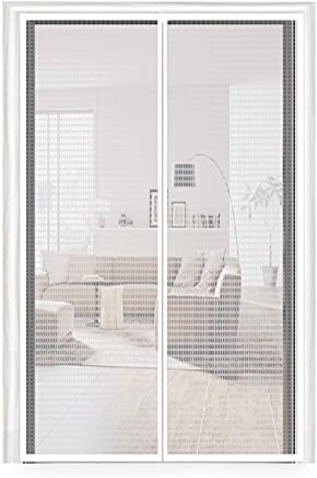 EVA Insulatedドアカーテン 40x83 Inch 透明 EVA4083TR