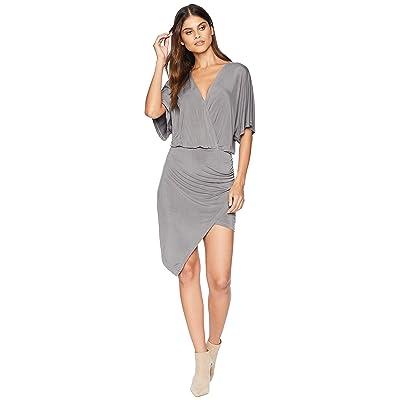 Young Fabulous & Broke Amaretto Dress (Blue/Grey) Women