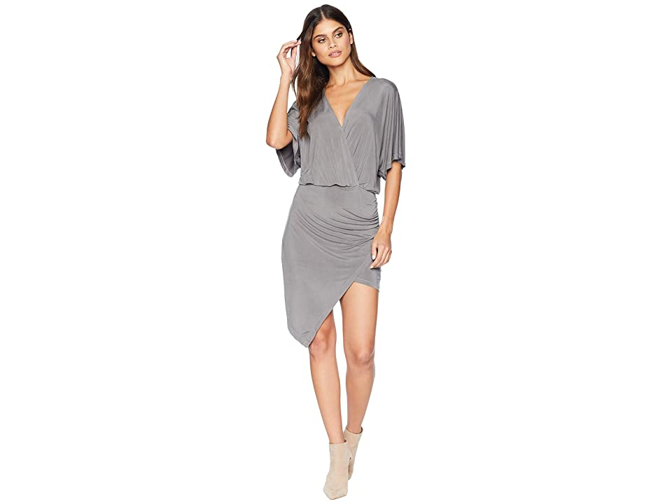 Young Fabulous & Broke Amaretto Dress (Blue/Grey) Women