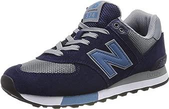new balance 574 nbd azules