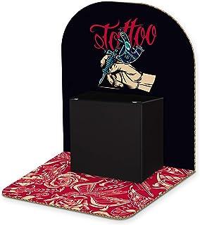 itenga Geldgeschenk Basic I Motiv Tattoo I Mitbringsel I Gut