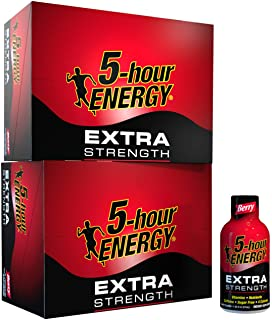 5-hour ENERGY Shot, Extra Strength