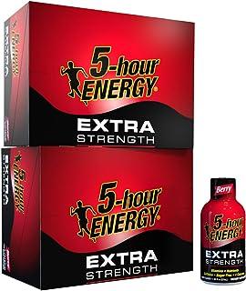 5-Hour Energy Extra Strength (24 Bottles Berry)