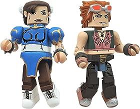 Diamond Select Toys Street Fighter X Tekken Minimates Series 2: Chun Li vs Hwoarang, 2-Pack