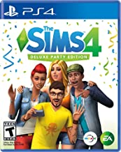 The Sims 4 Deluxe Party Edition - PlayStation 4