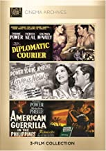 Diplomatic Courier 1952; Love Is News 1937; American Guerrilla In The Phillipines 1950