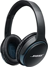 Bose SoundLink, Around Ear Wireless Headphones II, (Bluetooth with Improved Active EQ), Black