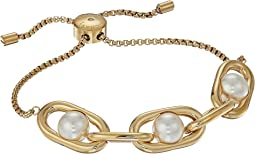 Michael Kors - Pearl Link Slider Bracelet