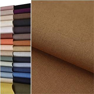 Crafts Linen travaux manuels en Lin Coton /égyptien 400/Fils en Satin de Coton 3/pcs Ensemble de literie Double Imprim/é l/éopard 1/Housse de Couette et 2/Taie doreiller
