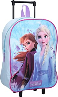Disney Frozen II Trolley for Kids - ELSA and Anna - Magical Journey
