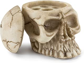 Rehab Ink Skull Tattoo Ink Cup Holder Stand - Tattoo Equipment