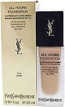 Yves Saint Laurent All Hours Foundation Spf 20, B40 Sand, 0.84 Ounce