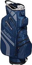 Tour Edge Hot Launch HL4 Golf Cart Bag-Navy Silver, One Size (UBAHNCB03)