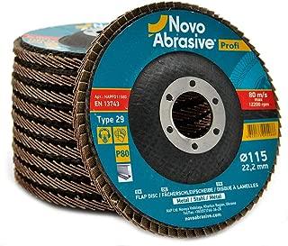 Best aluminum oxide sanding discs Reviews