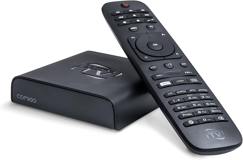 KartinaTV Comigo Quattro Media Player