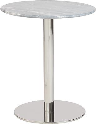 Euro Style Tammy Occasional Table, American Walnut Veneer