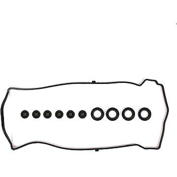 New VC1010 Engine Valve Cover Gasket Set w//Spark Plug Seals /& Grommets