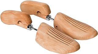 TecTake Paire embauchoir bois de lotus formes a chaussures EU femme homme - diverses tailles au choix -