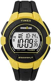 Men's TW5K95900 Black Polyurethane Quartz Sport Watch
